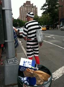 men in jail suit