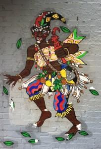 artwork in Spanish Harlem