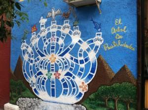 art in spanish Barrio
